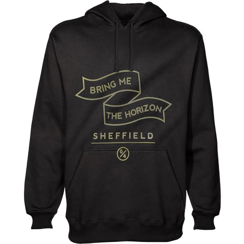 Bring Me The Horizon - Banner Pullover Hoodie (UK Import)