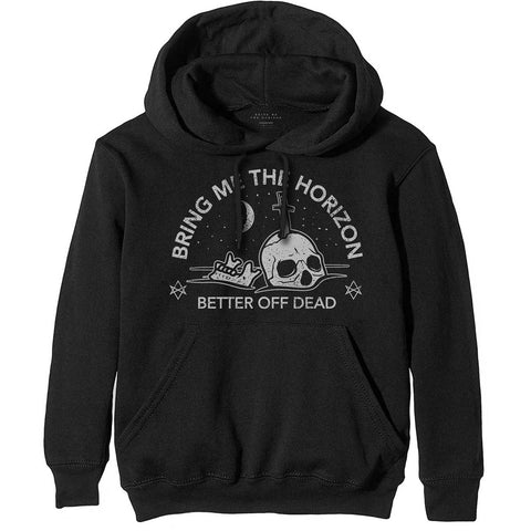 Bring Me The Horizon - Happy Song Pullover Hoodie (UK Import)