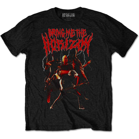 Bring Me The Horizon - Lightning T-Shirt (UK Import)