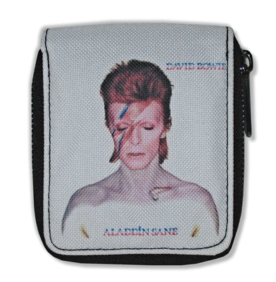 David Bowie - Aladdin Sane Zip Wallet