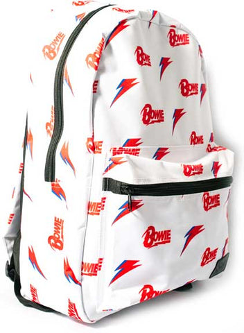 David Bowie - Logos Backpack