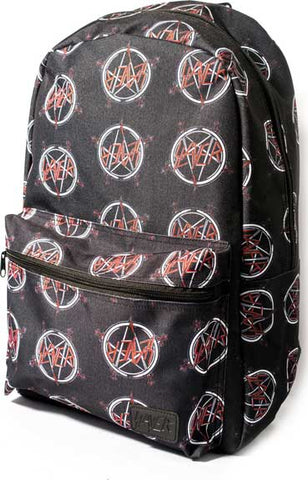 Slayer - Logos Backpack