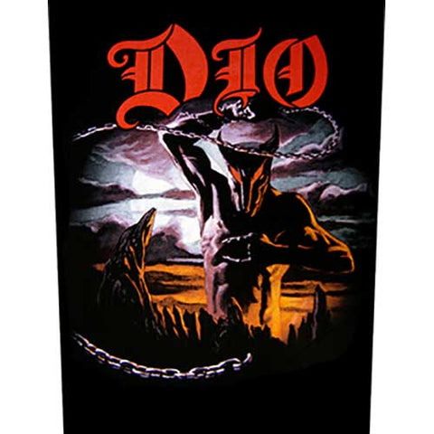 Dio - Holy Diver Back Patch (UK Import)
