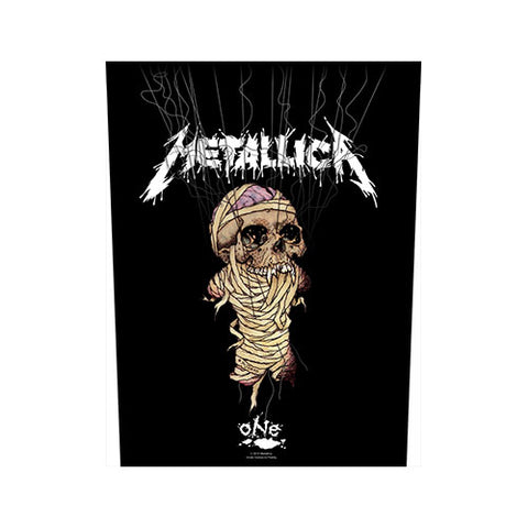 Metallica - One Strings Back Patch (UK Import)