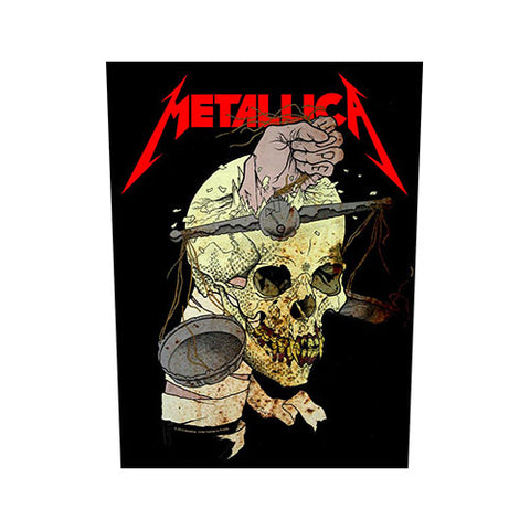 Metallica - Harvester Of Sorrow Back Patch (UK Import)