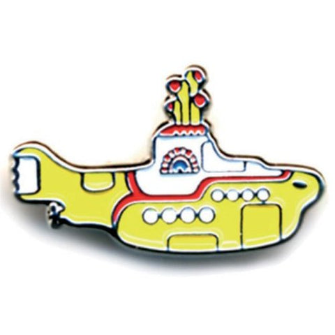 The Beatles - Yellow Submarine Lapel Pin Badge (UK Import)