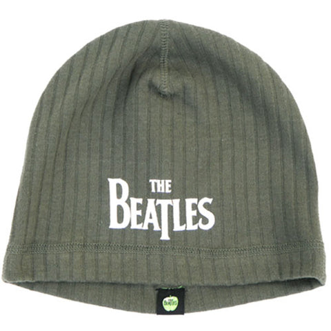 The Beatles - Green Drop T Logo - Beanie (UK Import)