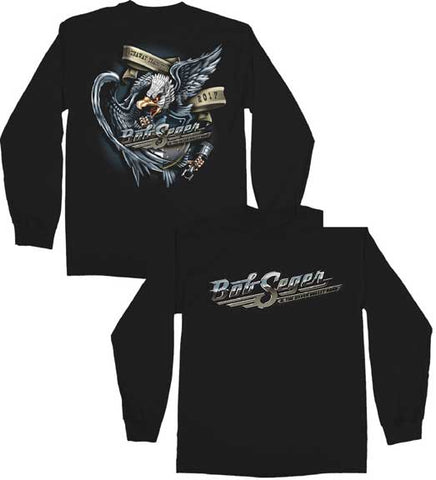 Bob Seger - Runaway Train Longsleeve Shirt