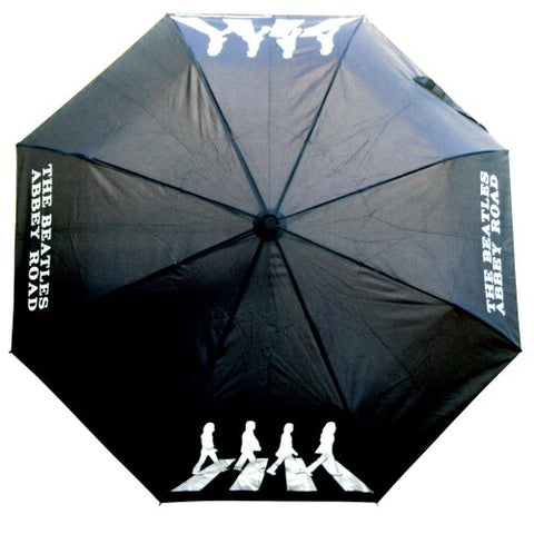 The Beatles - Abbey Road With Retractable Fitting Umbrella (UK Import)
