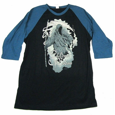 Children Of Bodom - Reaper - Baseball Jersey Tee
