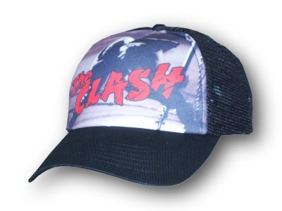 The Clash - London Calling Trucker Hat