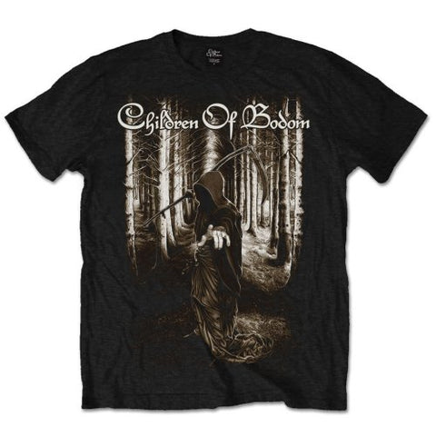 Children Of Bodom - Death Wants You T-Shirt (UK Import)