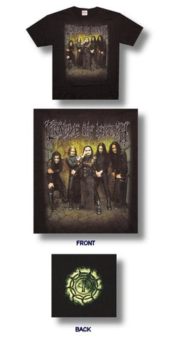Cradle Of Filth - Green Glow T-Shirt