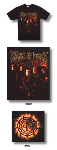 Cradle Of Filth - Warm Glow T-Shirt