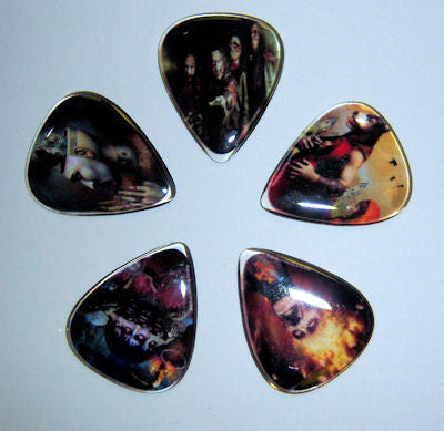 Cradle Of Filth - Guitar Pick Set