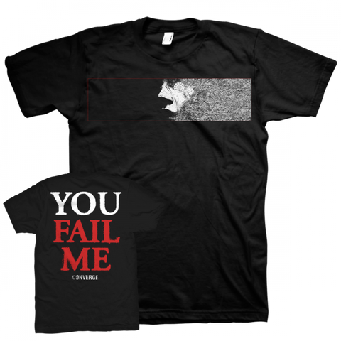 Converge - Haunt You Fail T-Shirt