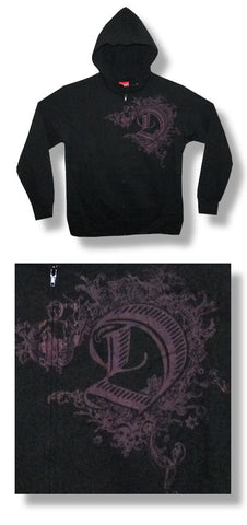Daughtry - Flourish Zip Up Hoodie