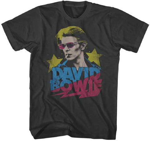 David Bowie - Starman Lightweight T-Shirt