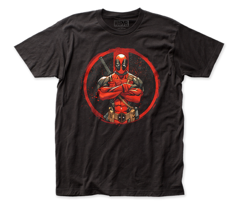 Deadpool - Marvel - Arms Crossed - T-Shirt