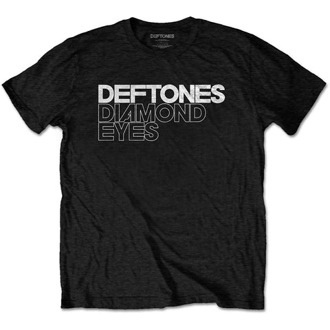 Deftones - Diamond Eyes - T-Shirt (UK Import)