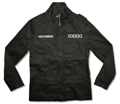 Disturbed - 10,000 Fists Jacket