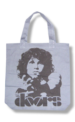 The Doors - Light My Fire Canvas Tote Bag