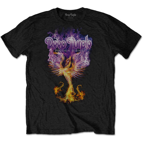 Deep Purple - Phoenix Rising T-Shirt (UK Import)