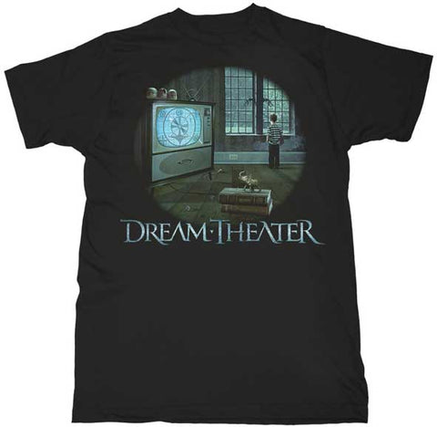 Dream Theater - Television Lightweight T-Shirt