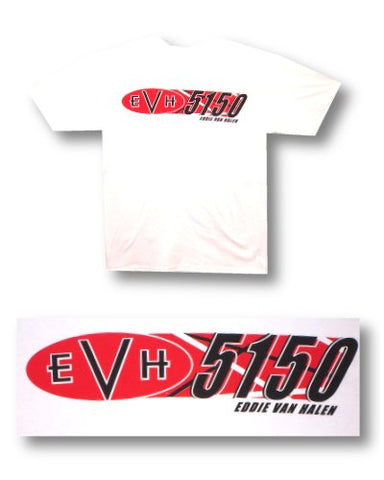 Eddie Van Halen - Racing T-Shirt