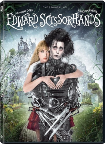 Edward Scissorhands - (25th Anniversary Edition) - 1990/2015 - DVD Or Blu-ray