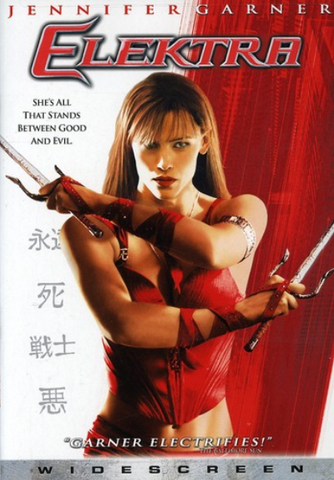 Elektra - (Widescreen) - 2005/2010 - DVD Or Blu-ray