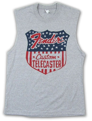 Fender - Stars & Stripes Sleeveless Tee