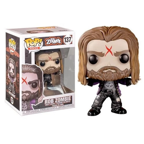 Rob Zombie - Vinyl Figure - Licensed New In Box