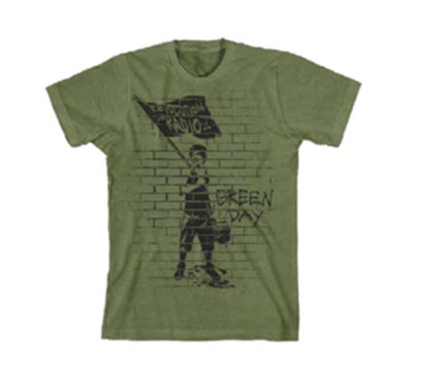 Green Day - Flag Boy T-Shirt