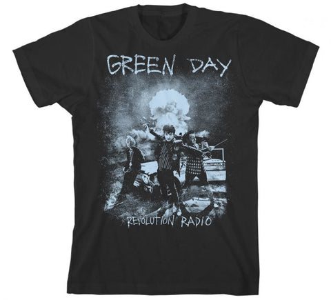 Green Day - Nuke T-Shirt