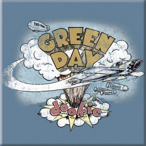 Green Day - Dookie Fridge Magnet (UK Import)
