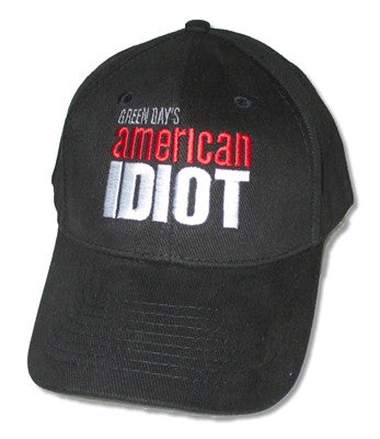 Green Day - American Idiot Adjustable Cap