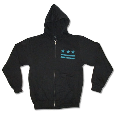 Goo Goo Dolls - General Zip Up Hoodie