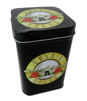 Guns N Roses - Double Guns Candle In Tin