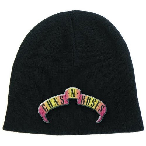 Guns N Roses - Appetite Logo Beanie (UK Import)