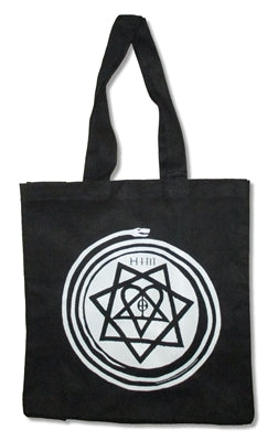 HIM - Heartagram Tote Bag