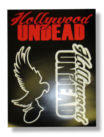 Hollywood Undead - Bird Sticker Sheet Set