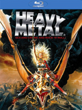 Heavy Metal - (Widescreen) - 1981/1999/2011 - DVD Or Blu-ray Disc