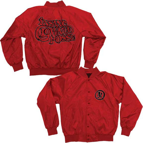 Insane Clown Posse - Hatchetman Juniors Girly Jacket