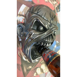 Iron Maiden - Wall Mounted Bottle Opener - UK Import - Licensed New