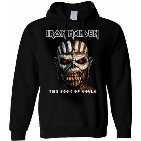 Iron Maiden - The Book of Souls Pullover Hoodie (UK Import)