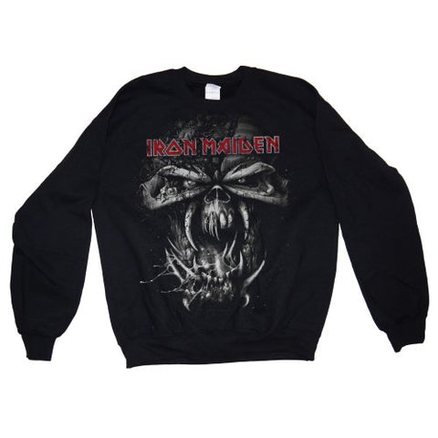 Iron Maiden - Final Frontier Eddie Crewneck Sweater (UK Import)