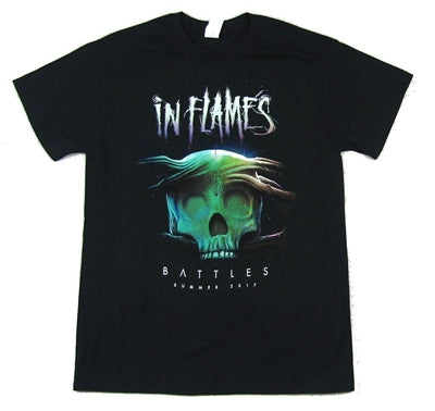 In Flames - Battles Tour T-Shirt