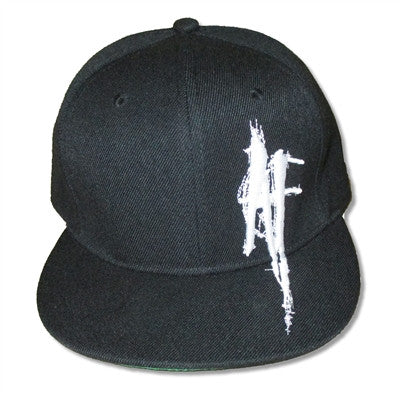 In Flames - Embroidered Logo Adjustable Cap