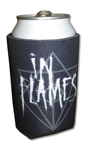 In Flames - Logo Can Cooler
